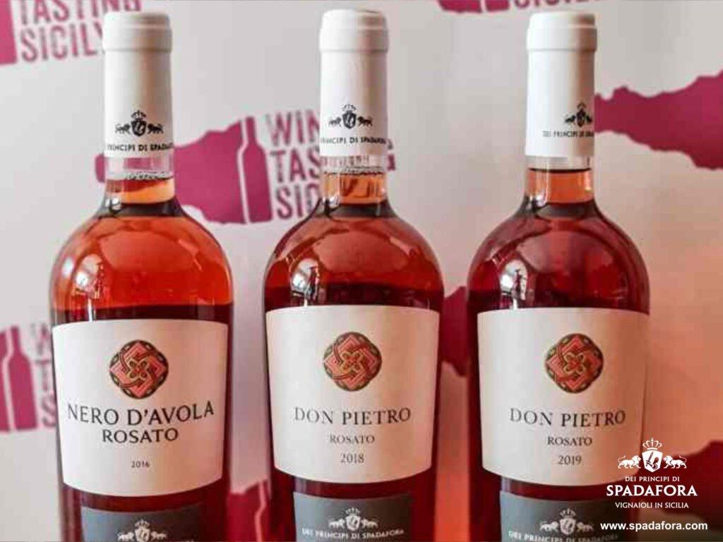 don pietro vini rosati siciliani-nero davola igp biologico